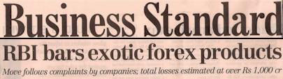 Business Standard News Clip