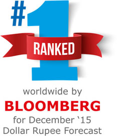 Ranked #1 worldwide by Bloomberg